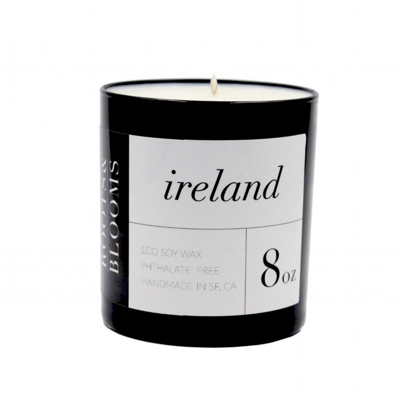17 green ways for St. Patrick's Day | Ireland Candle | Eat. Drink. Work. Play.