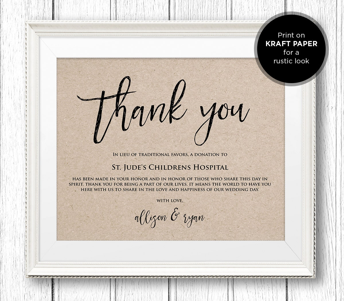 Luxury Thank You Favors For Wedding Frieze - The Wedding Ideas ...
