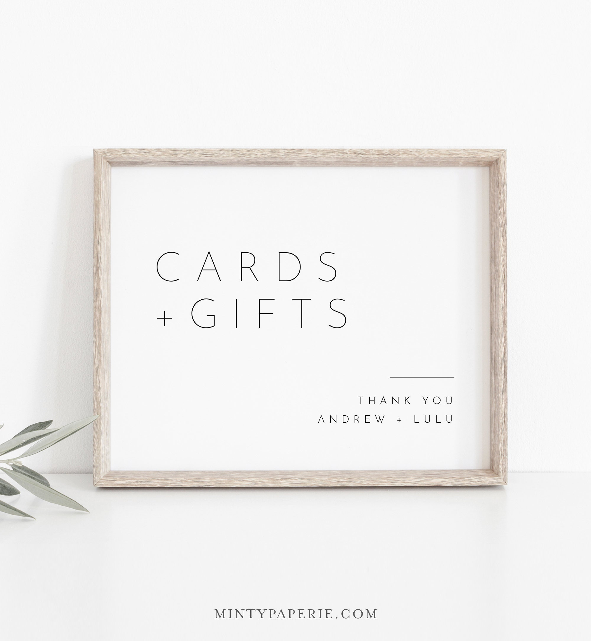 Wedding Decor Templett Cards And Gifts Template Modern Casual #vmt810 Scandinavian Fully Editable Downloadable Unlimited DIY Signs