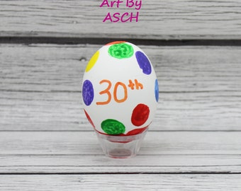 Birthday Confetti eggs, dozen Mexican Cascarones, party eggs, birthday favor, party favors, party decorations, party decor, rainbow