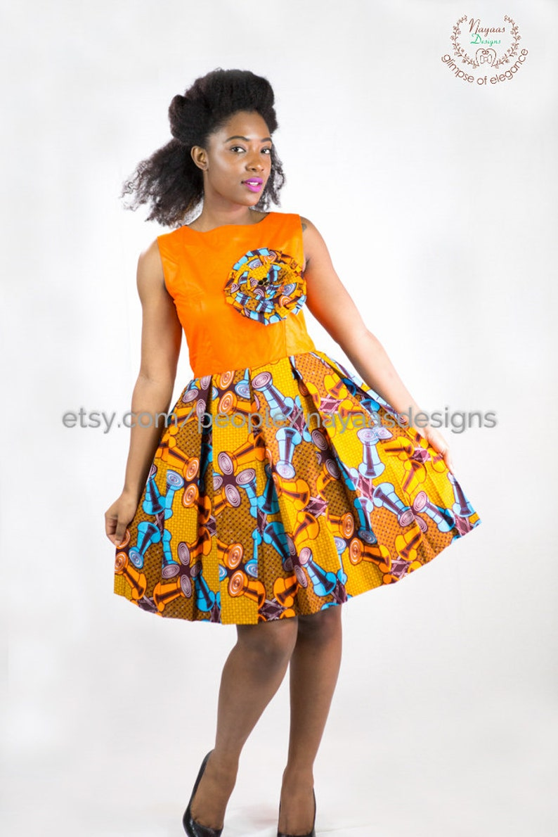 b80f1adeb68 FREE SHIPPINGAfrican Print Dress Women African Clothing