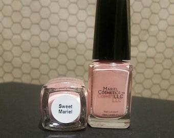 Sweet Mariel Nail Polish