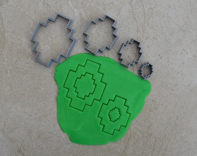 Cross Polymer Clay Cutter Set Cookie Fondant Cutters
