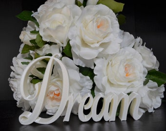Dream Sign - Sweetheart Table Sign