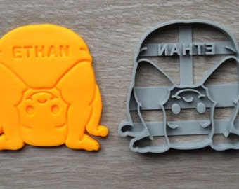 Baby Outline Shower Birth Baptism Christening Party Cookie Cutter Fondant Cutter Party Favor Custom/Personalised