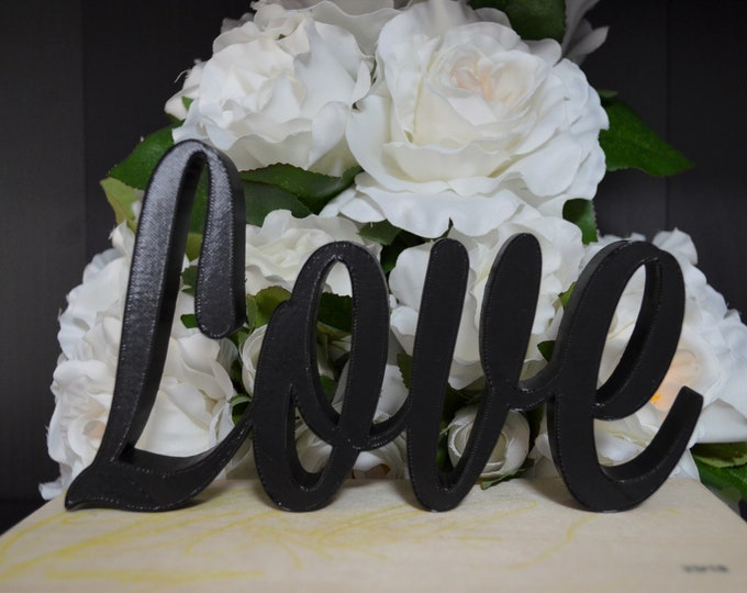 Love Sign - Sweetheart Table Sign