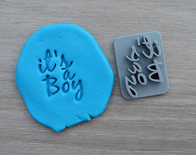 Home Sweet Home Imprint CookieFondantSoapEmbosser Stamp