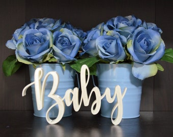 Baby Sign - Sweetheart Table Sign