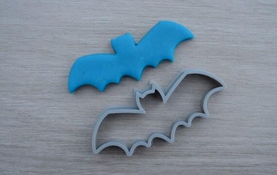 Bat Outline Cookie Cutter Fondant Cutter