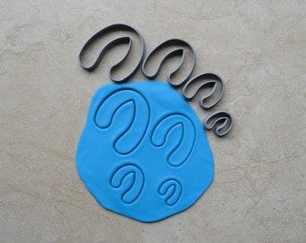 Magnet Horseshoe U Shape Polymer Clay Cutter Set Cookie Fondant Cutters