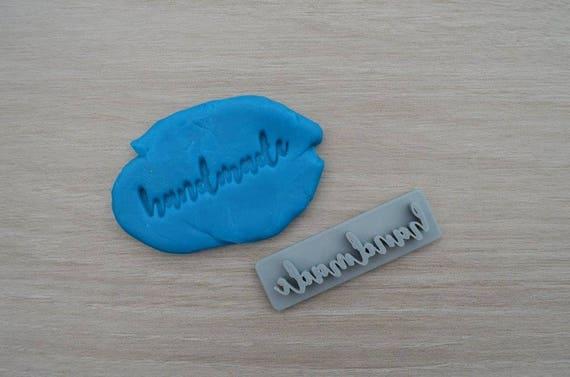 Handmade Imprint Cookie/Fondant/Soap/Embosser Stamp