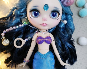 Coriel - Custom Blythe Doll - OOAK Blythe Doll