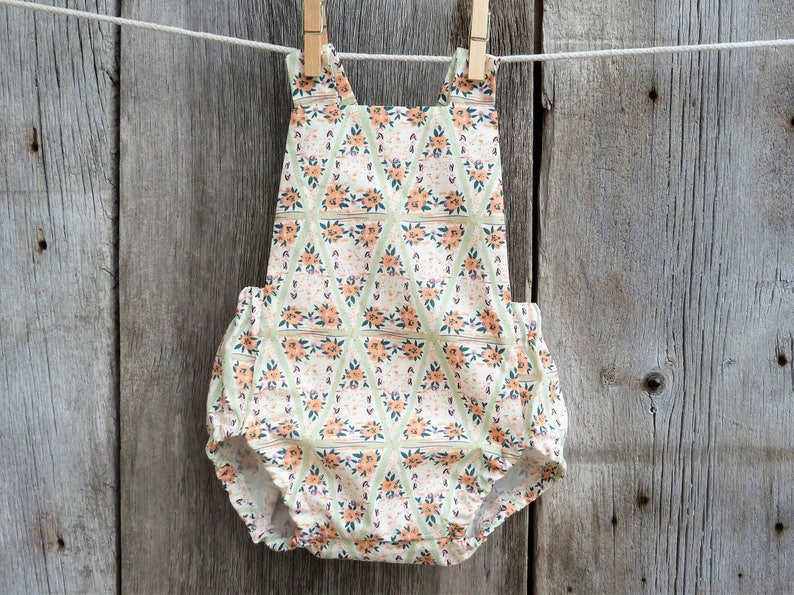 Todder Boho Romper A Wide Selection Of Colours And Designs Clothing, Shoes & Accessories Girls' Clothing (newborn-5t)