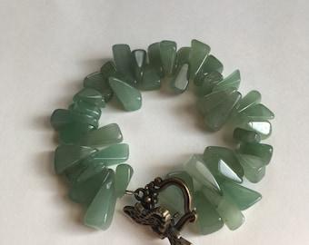 Seafoam Green Bracelet