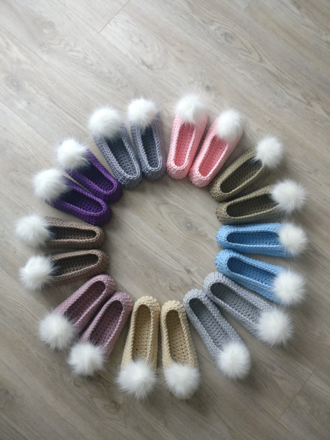 Biscuit Crochet Non-slip Indoor Slippers For Woman Rope - Big Sale T6BfS