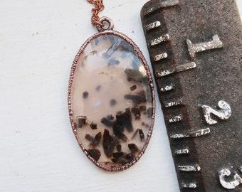 Stick Agate Talisman | Handmade Jewelry