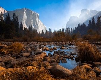 Color Photography - Landscape - Wall Art - Decor - Yosemite