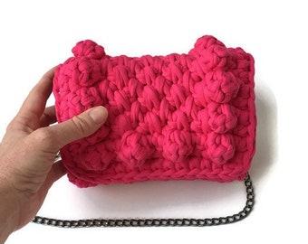 luxury handmade bubble bag - small size