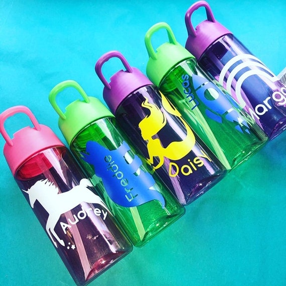 Personalised Name Vinyl Suitable For Double Wall Bottle **Bottle not included**