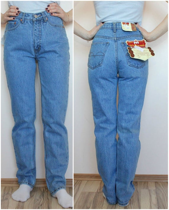 2cb50a115b Hipster Jeans Vintage Never Used Women s Girl s Cotton