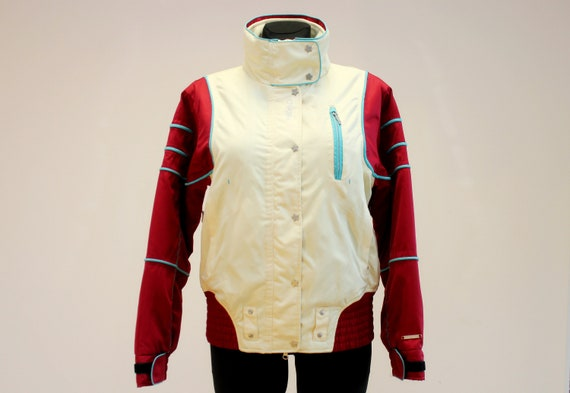 HEAD Jacket Vintage Skiing Jacket Ski Wear Womens Mens Jacket  a238450e5