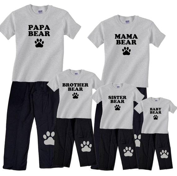 Tragen Sie Familie Passende Pyjamas F 252 R Die Ganze Familie