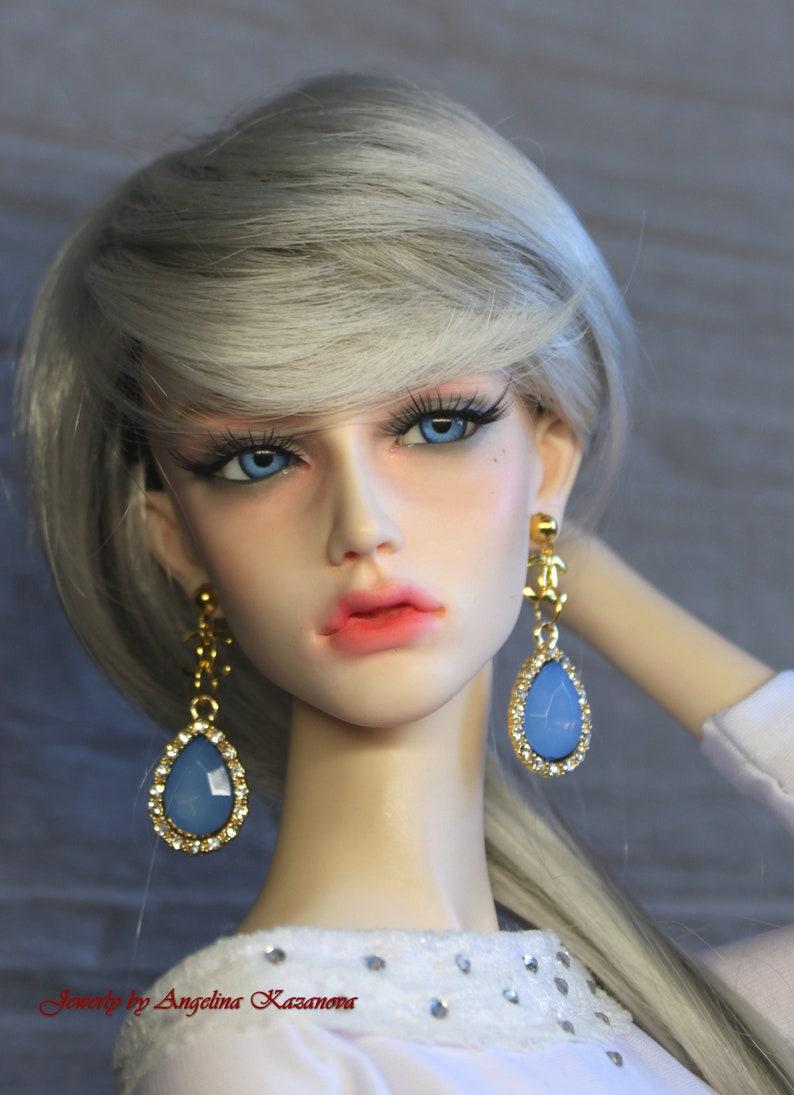 BJD 13 Earrings jewelry