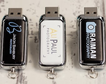 Personalised Rodeo Leather USB  Stick (USB3.0)