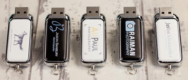 Personalised Rodeo Leather USB  Stick USB3.0 image 0