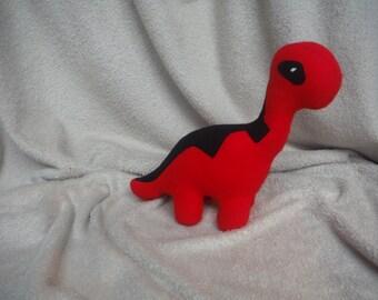 Deadpool Dinosaur Soft Toy