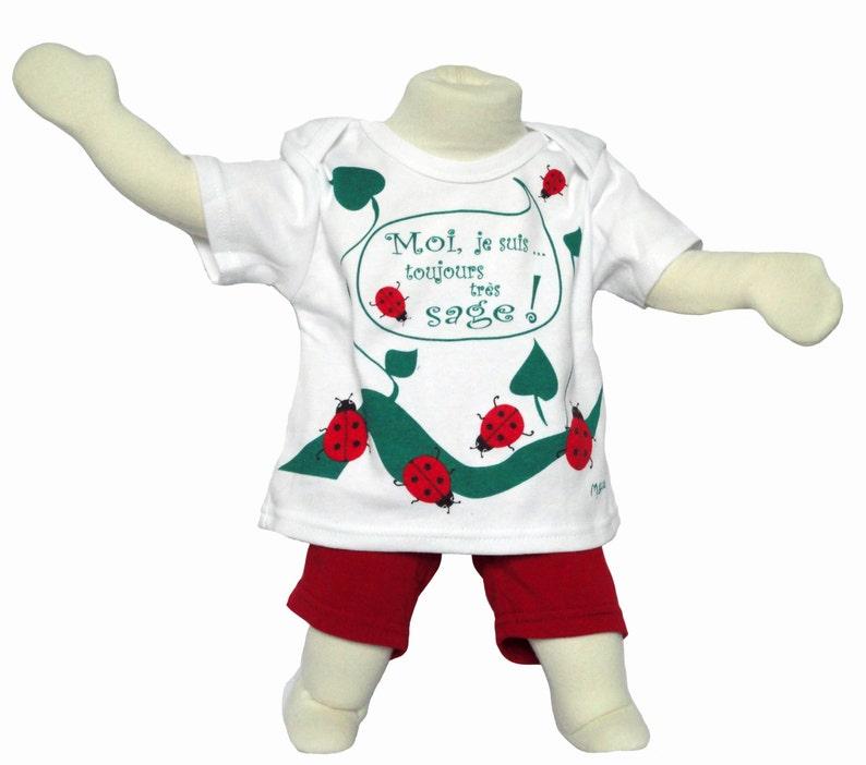 93e430fe650ba T-shirt amusant humoristique sympathique pour les enfants de