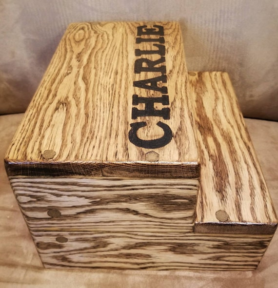 Awe Inspiring The Safest Step Stool For Toddlers Kids Or Adults Personalized Kids Step Stool Childrens Wood Step Stool Kid And Pet Safe Foot Stool Customarchery Wood Chair Design Ideas Customarcherynet