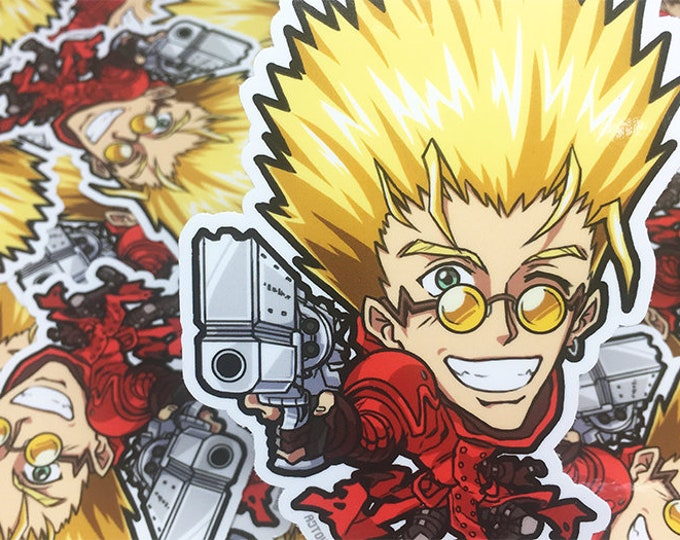 Featured listing image: Trigun (NEW)