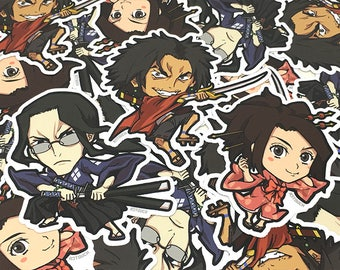 Samurai Champloo Set