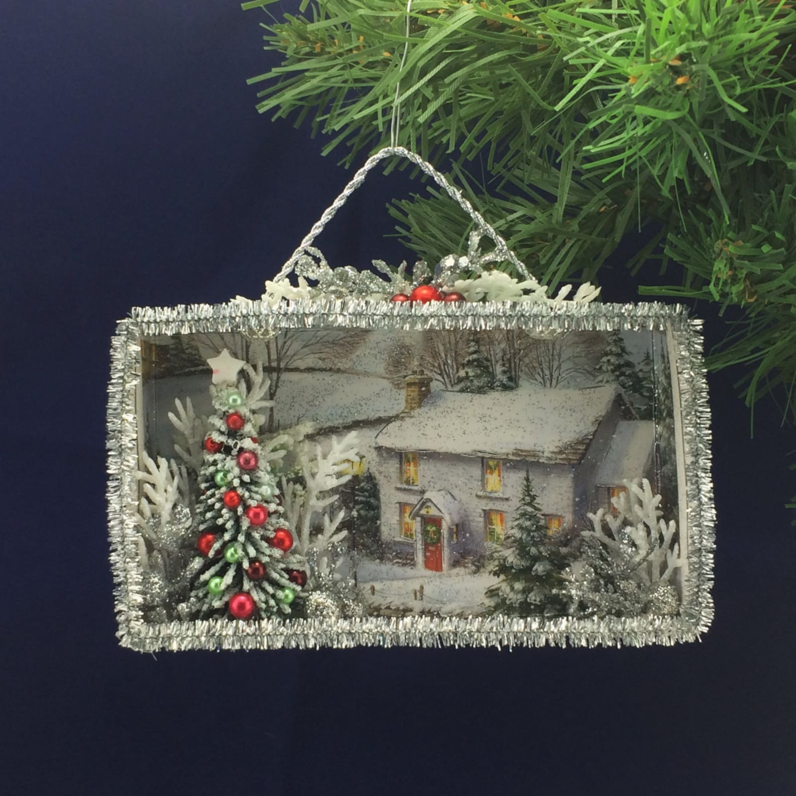 Christmas in the Country – A Christmas Card