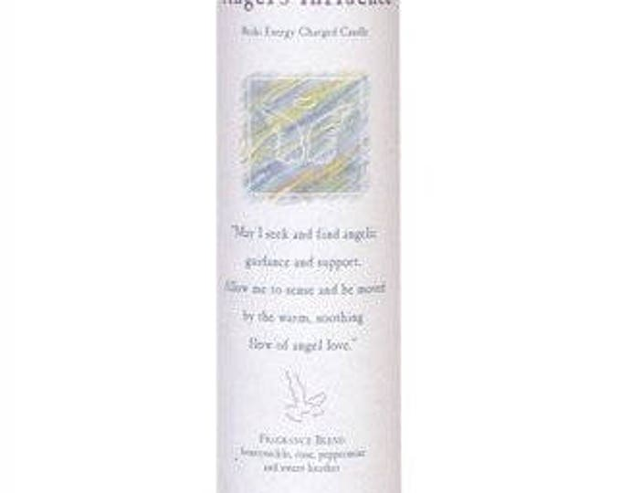 Angel's Influence Reiki Energy Charged Candle