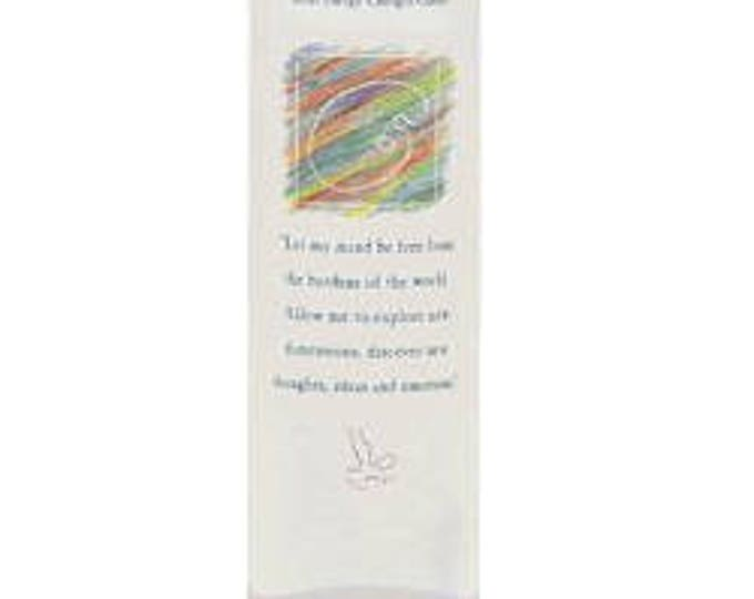 Creativity Reiki Energy Charged Candle
