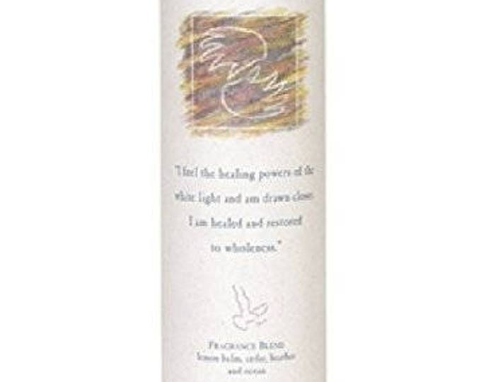 Healing Reiki Energy Charged Candle