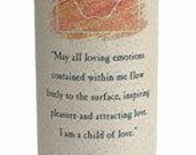 Seduction Reiki Energy Charged Candle