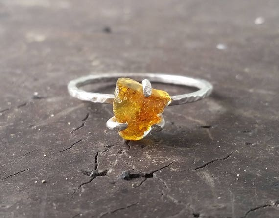 Baltic Amber ring  Amber Silver ring  Amber Jewelry  Adjustable ring  Russian jewelry  Amber ring  Brown Amber ring
