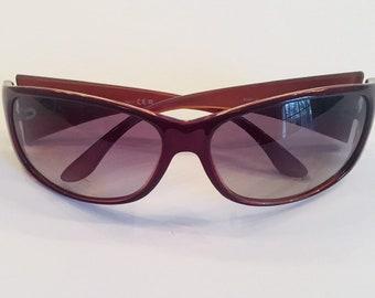 fde8dd130e Authentic CHANEL CC Logo Wrap Sun Glasses 5087H Golden Brown