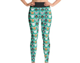 Chihuahua Women s Yoga Pants - Yoga Leggings - Yoga Pants - Cute Yoga Pants  - Dog Gift - Chihuahua Leggings - Chihuahua Gift - Chihuahua bc8979264