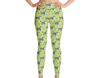 d925cd2ae5e6c1 Australian Shepherd Women's Yoga Pants - Yoga Leggings - Yoga Pants - Cute Yoga  Pants - Australian Shepherd Print Leggings - Exercise - Yoga
