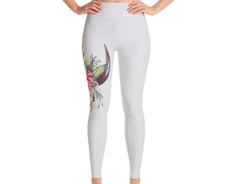 Retro Kühlschrank Yoga : Lustige leggings anime leggings süße yoga hose damen hose etsy