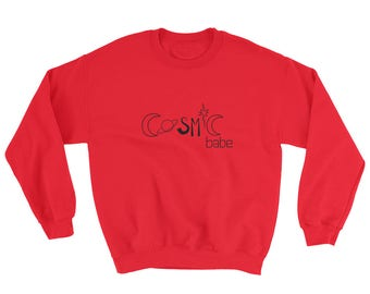 Cosmic Babe Sweatshirt