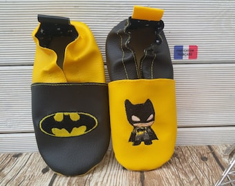 batman soft slippers, soft slippers,