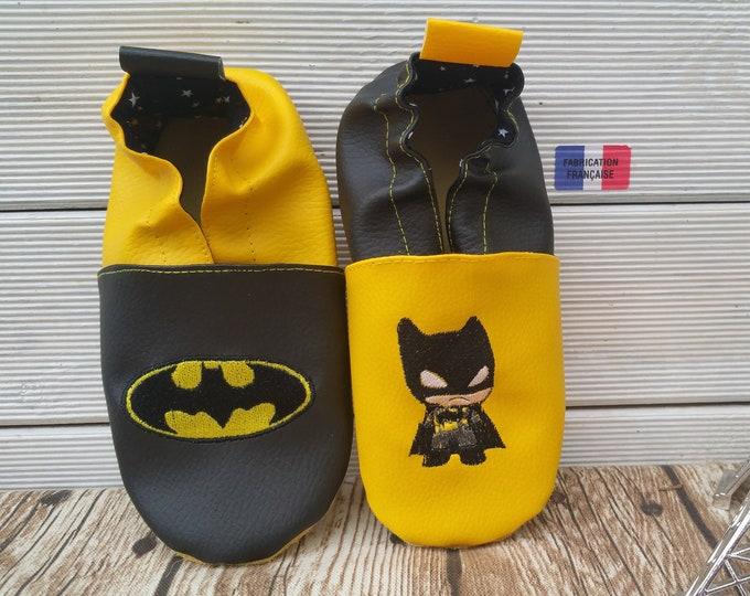 batman soft slippers, soft slippers,