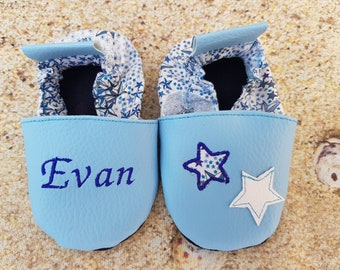 soft slippers with stars, stars soft slippers