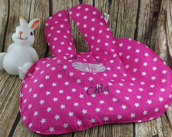 "Heating pad dry, water bottle ""Calicho"", water bottle cloud, heating pad, heating Bunny, custom bottle"