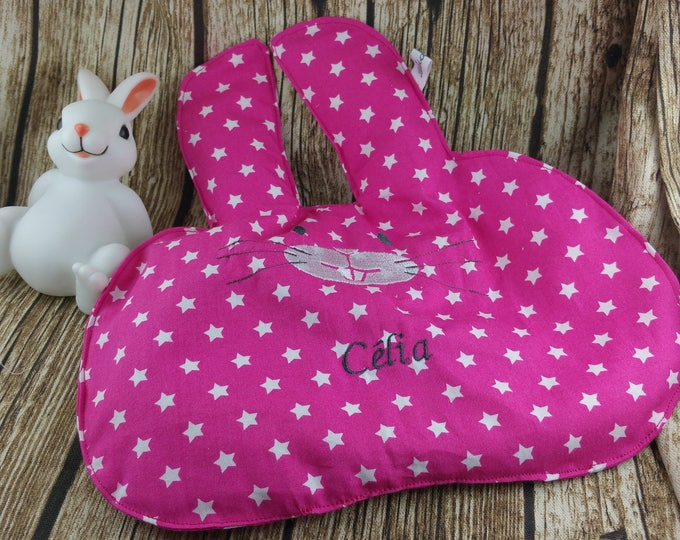 "Dry bottle, ""Calicho"" bottle, cloud hot water, hot water bottle, rabbit boiler, personalized boiler"